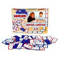 Domino: Sčítání a odčítání