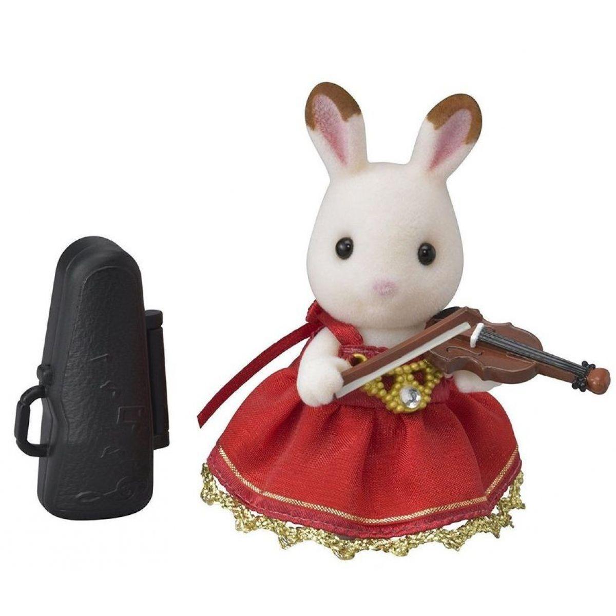 Sylvanian Families Mesto huslistka chocolate králik