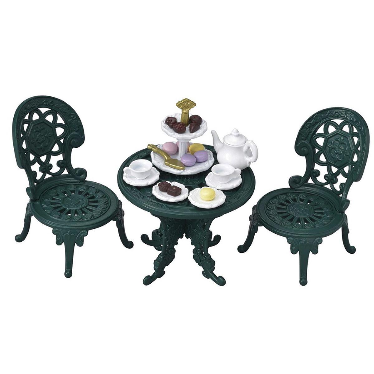 Sylvanian Families Mesto Posedenie pri čaji
