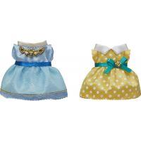 Sylvanian Families Mesto sada oblečkov (modrý a žltý)