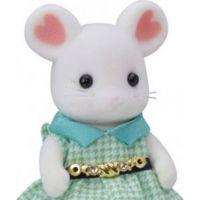 Sylvanian Families Mesto slečna Marshmallow myška 3