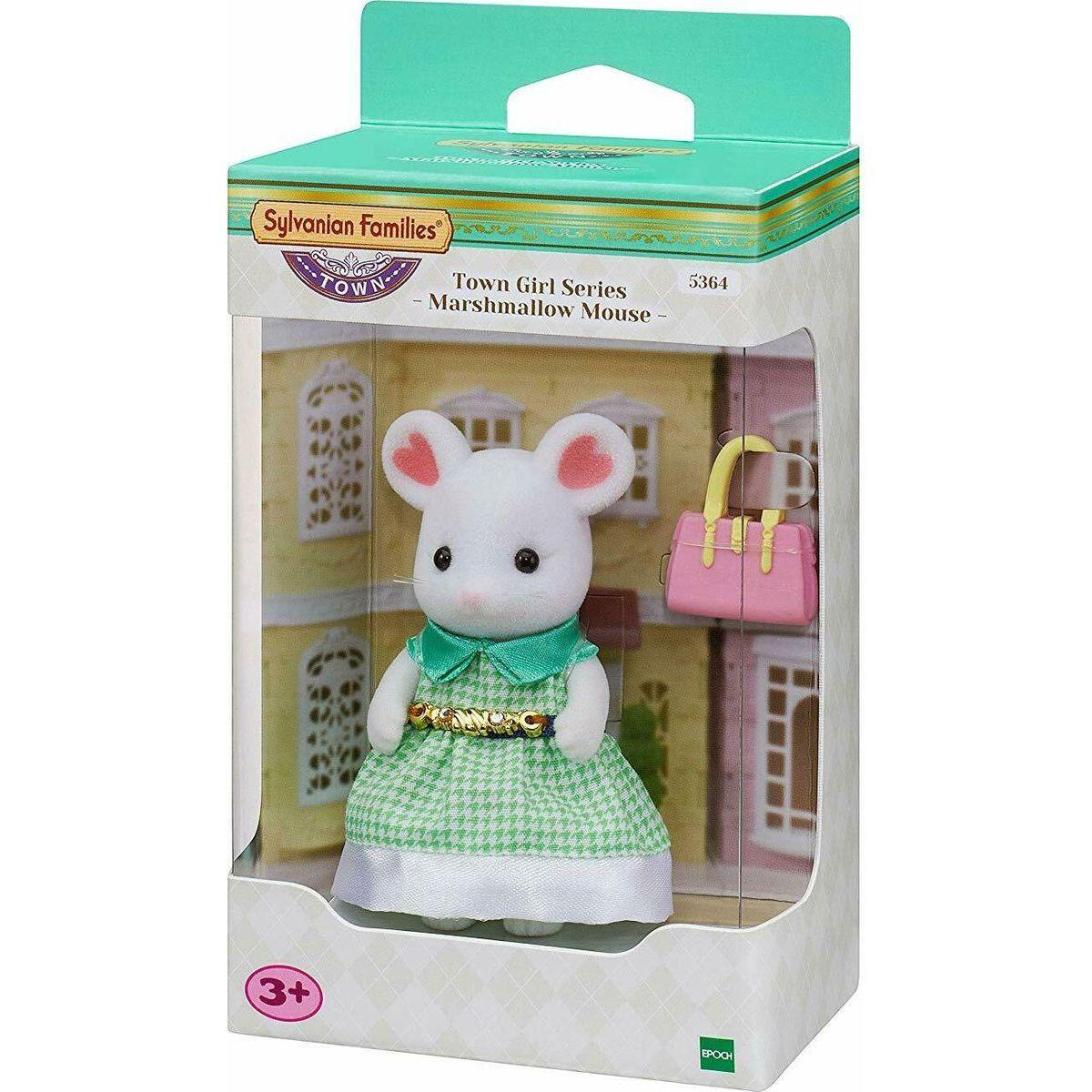 Sylvanian Families Mesto slečna Marshmallow myška