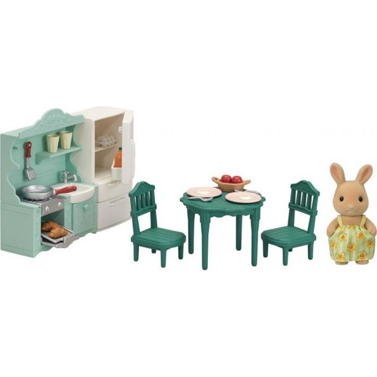 Sylvanian Families Nábytok jedáleň