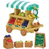 Sylvanian Families 5265 Pojazdná predajňa ovocia