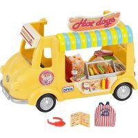 Sylvanian Families Pojazdný obchod s Hot dogy
