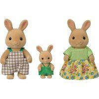 Sylvanian Families Rodina 3 sunny králici