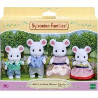 Sylvanian Families Rodina Marshmallow myšky 3