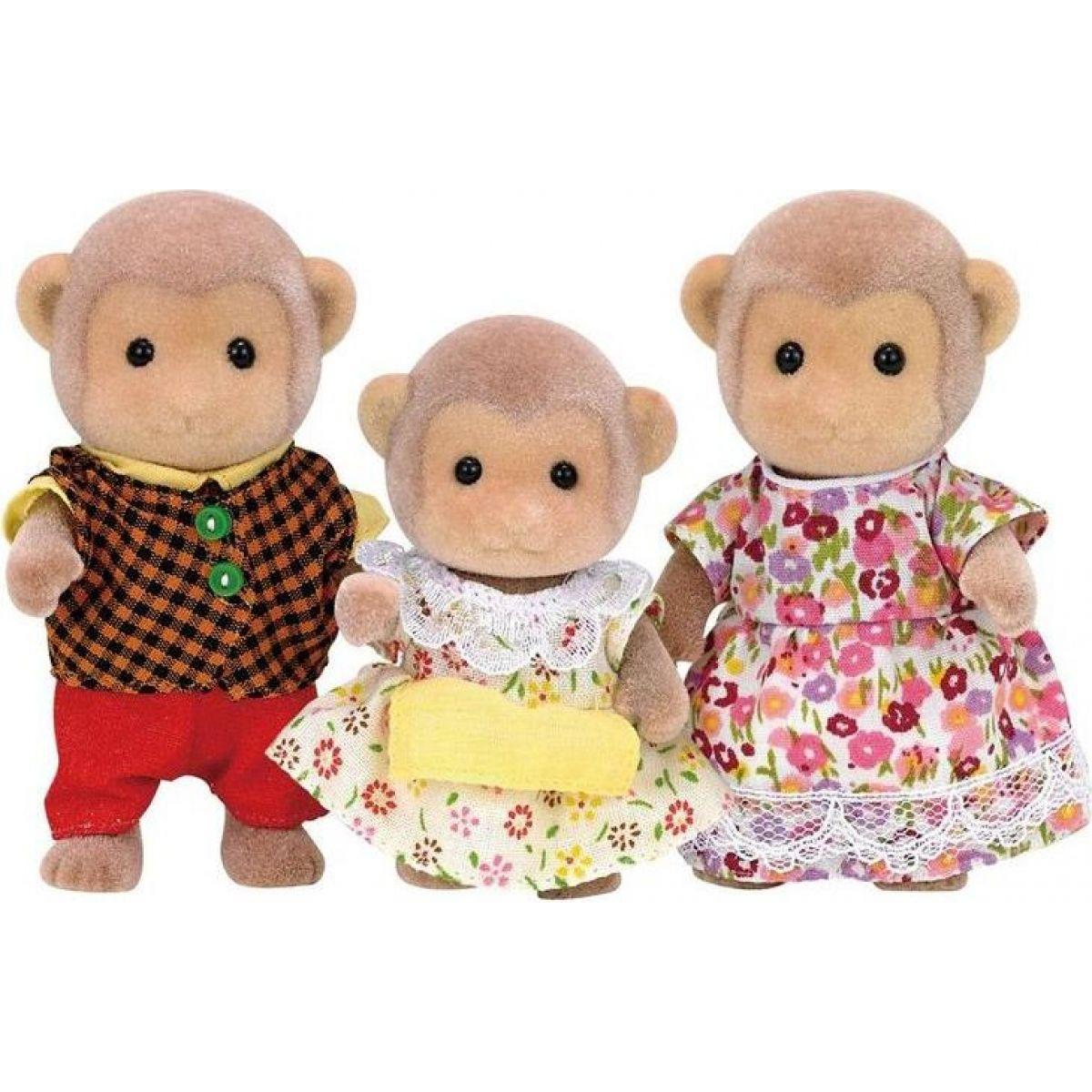 Sylvanian Families Rodina opičiek