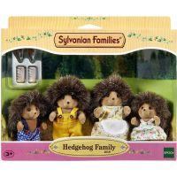 Sylvanian Families Rodina ježkov 3