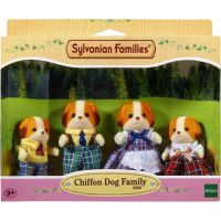 Sylvanian Families Rodina psov 3