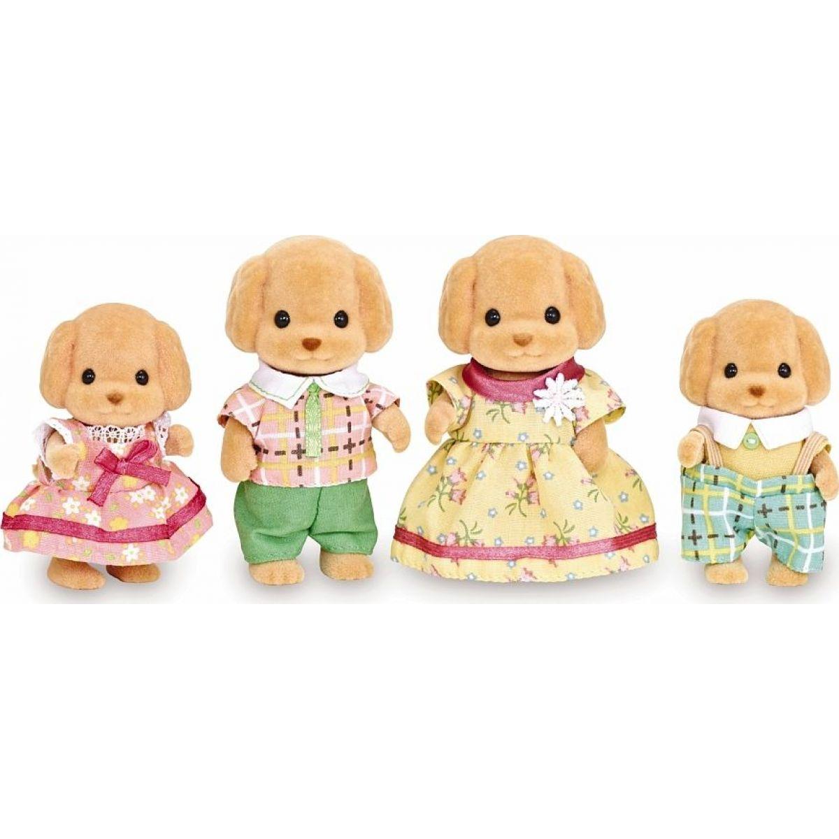Sylvanian Families 5259 Rodina pudlikov