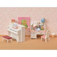 Sylvanian Families Set piano a písací stôl 2