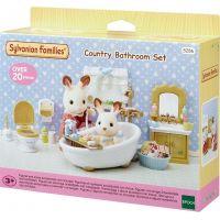 Sylvanian Families Set vidiecka kúpeľňa 6