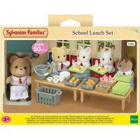 Sylvanian Families Školské obedy set 2