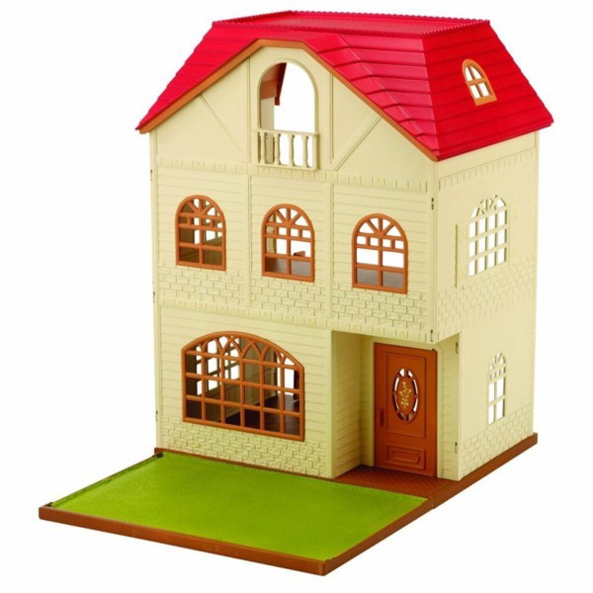 Sylvanian Families Trojposchodový domček