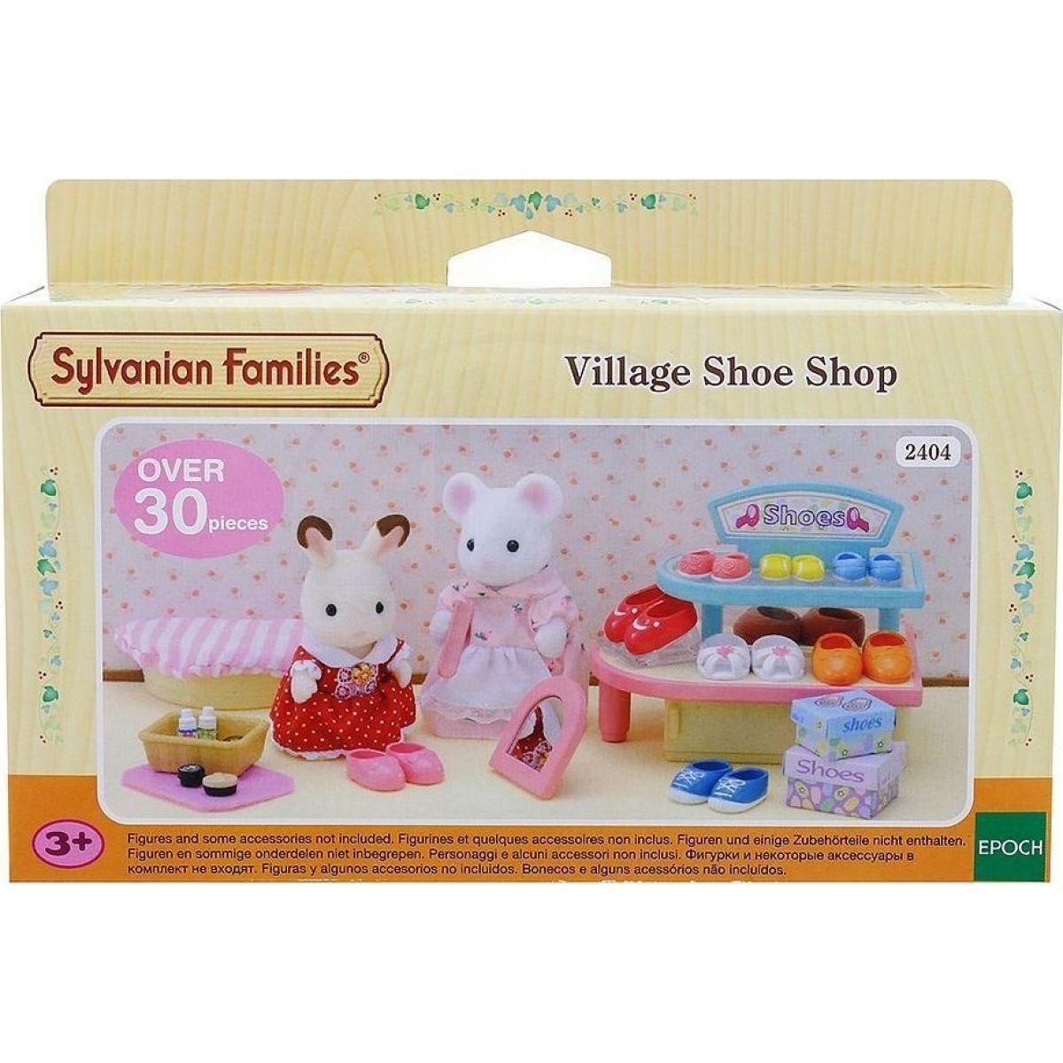 85f4151dda89 Sylvanian Families Vidiecky obchod s topánkami 2 Sylvanian Families  Vidiecky obchod s topánkami 3 ...