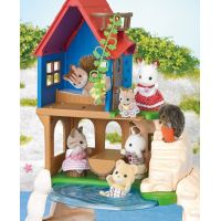 Sylvanian Families Zábavný hrací domček pri mori 3