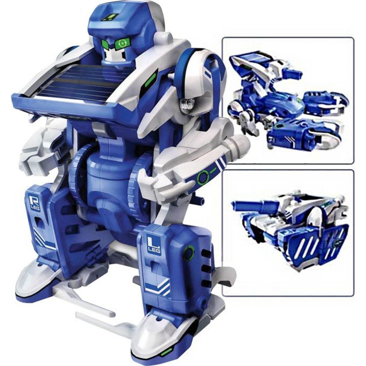 T3 Robot na solárny pohon