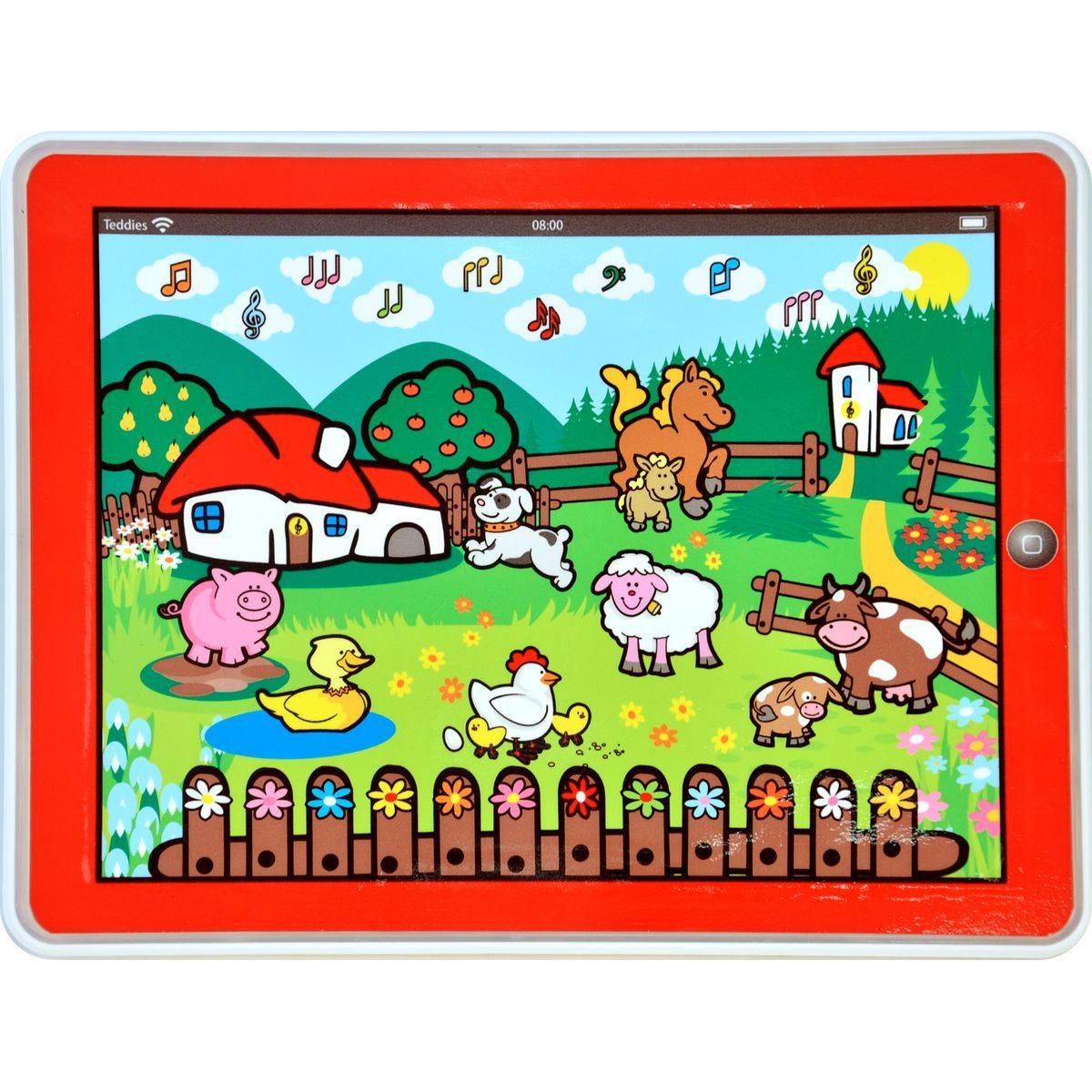 Tablet farma pre najmenších Moje prvé zvieratká