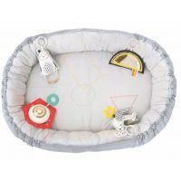Taf Toys Hracia deka & hniezdo s hudbou pre novorodencov 3