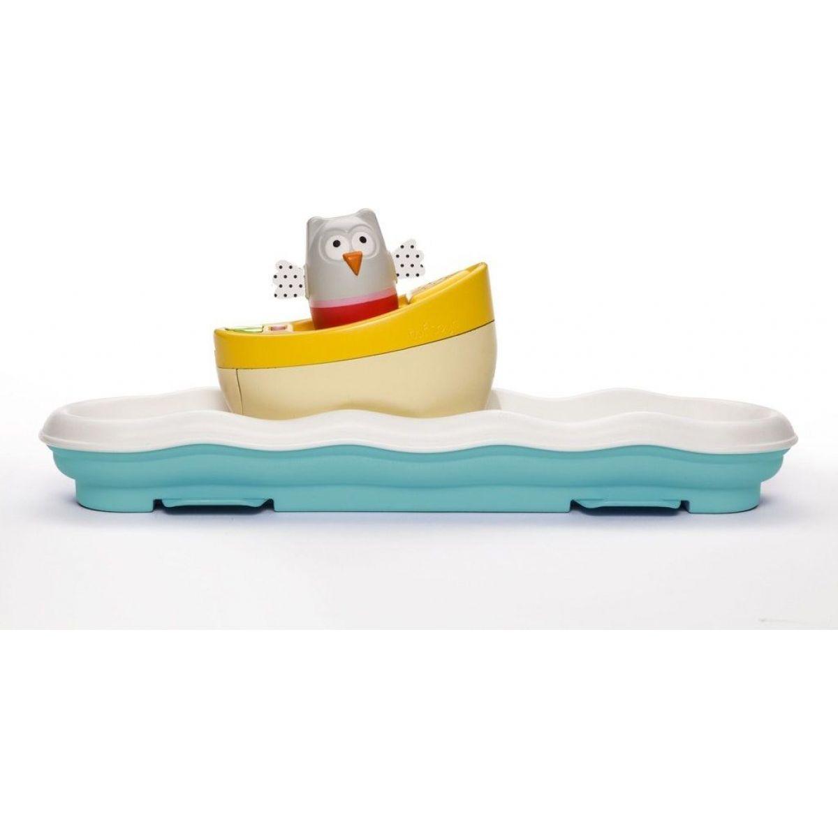 Taf Toys Hudobná lodička 3v1