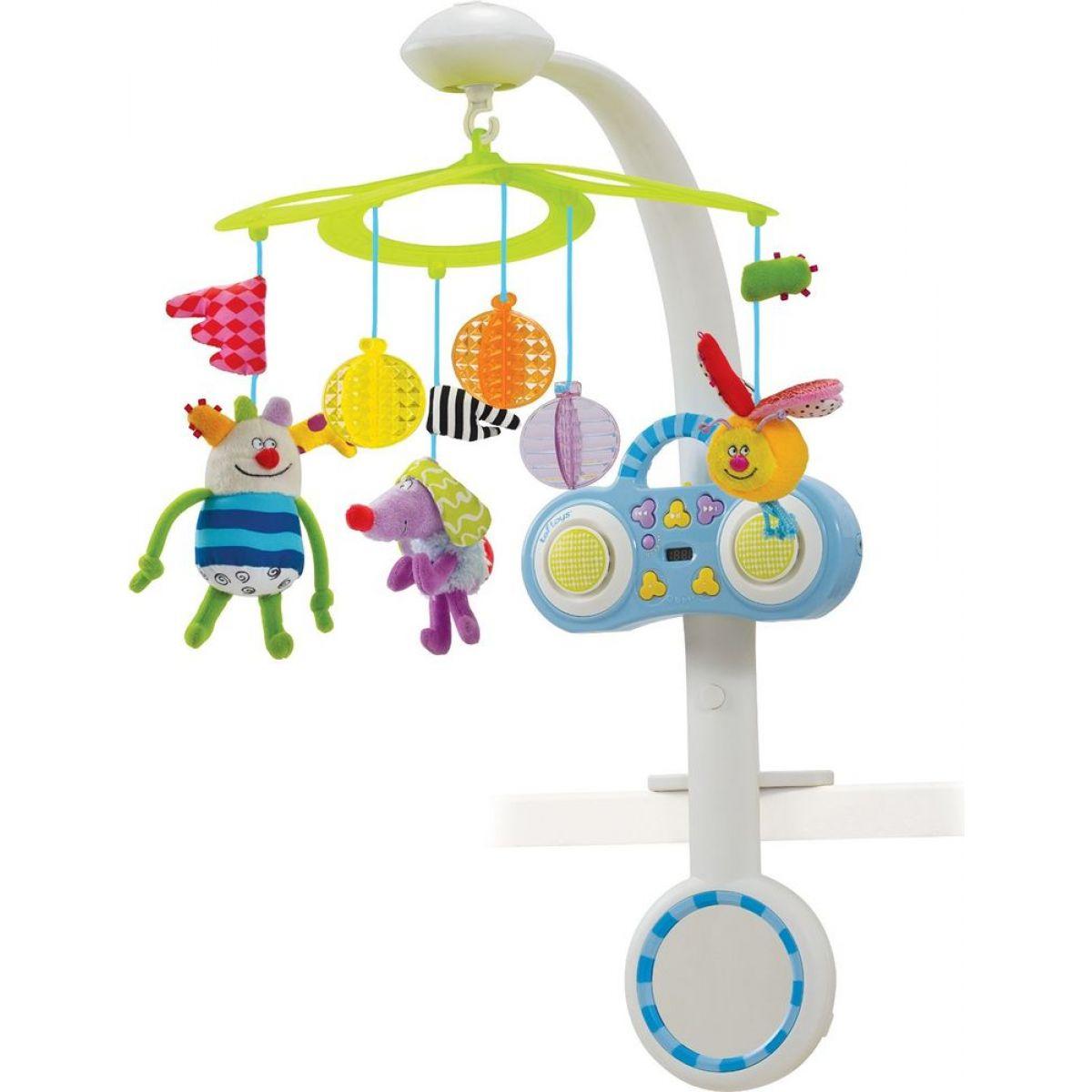 Taf Toys Stereo kolotoč Mobile MP3
