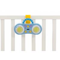 Taf Toys Kolotoč Sova s MP3 prehrávačom 3