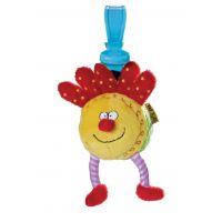 Taf Toys skákající míček žlutá