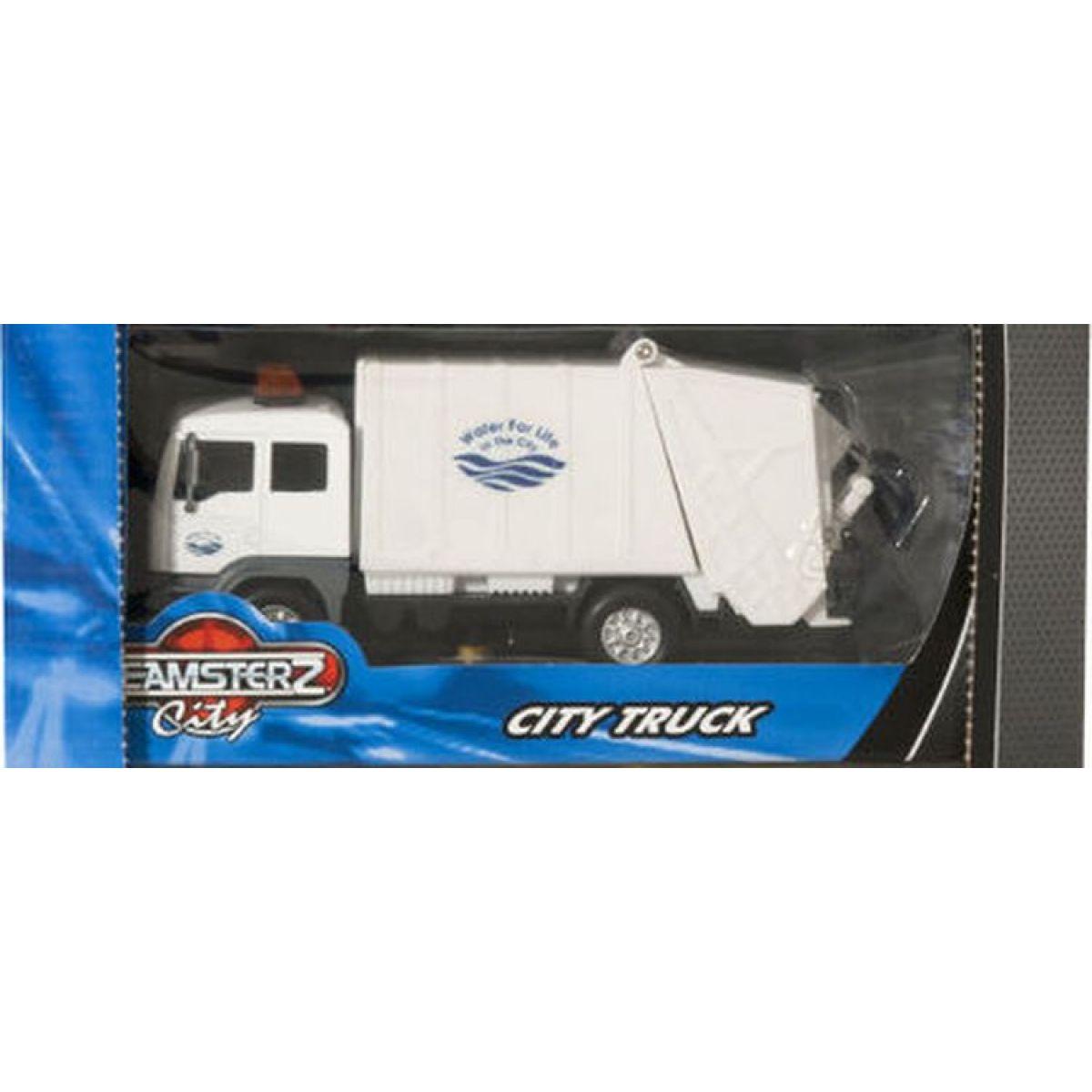 Alltoys Teamsterz city nákladní automobil Popeláři