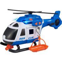 Teamsterz policejní helikoptéra se zvukem a světlem