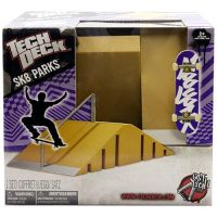 Tech Deck Skate Park S Fingerboardem Fialová