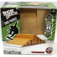 Tech Deck Skate Park S Fingerboardom Zelená