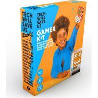 Tech Will Save Us DIY Gamer Kit Soldered 2