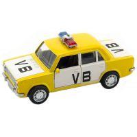 Teddies Auto Policie VB Lada 1200 VAZ 12cm 2