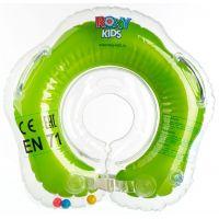 Teddies Flipper Plavací nákrčník zelený 2