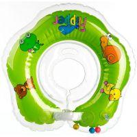 Teddies Flipper Plavací nákrčník zelený