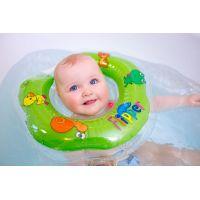 Teddies Flipper Plavací nákrčník zelený 4