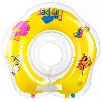 Teddies Flipper Plavací nákrčník žltý