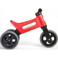 Funny Wheels Odrážadlo new sport 2v1 červené 2