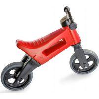 Funny Wheels Odrážadlo new sport 2v1 červené 3