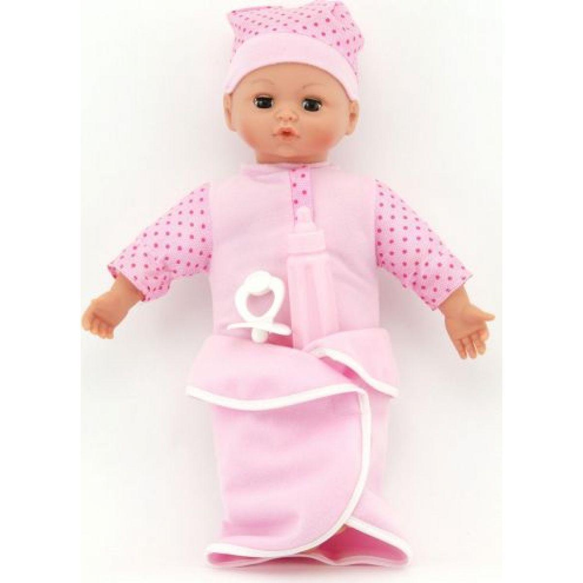 Bábika Bábätko s mäkkým telíčkom