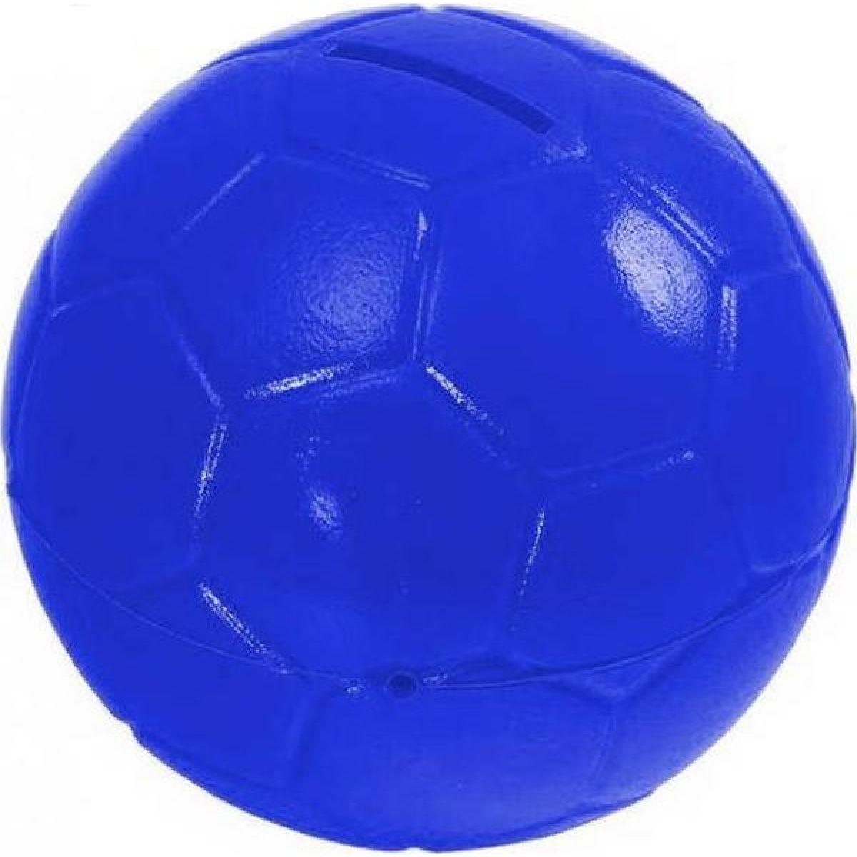 Teddies Pokladnička Lopta Tango 11 cm modrá