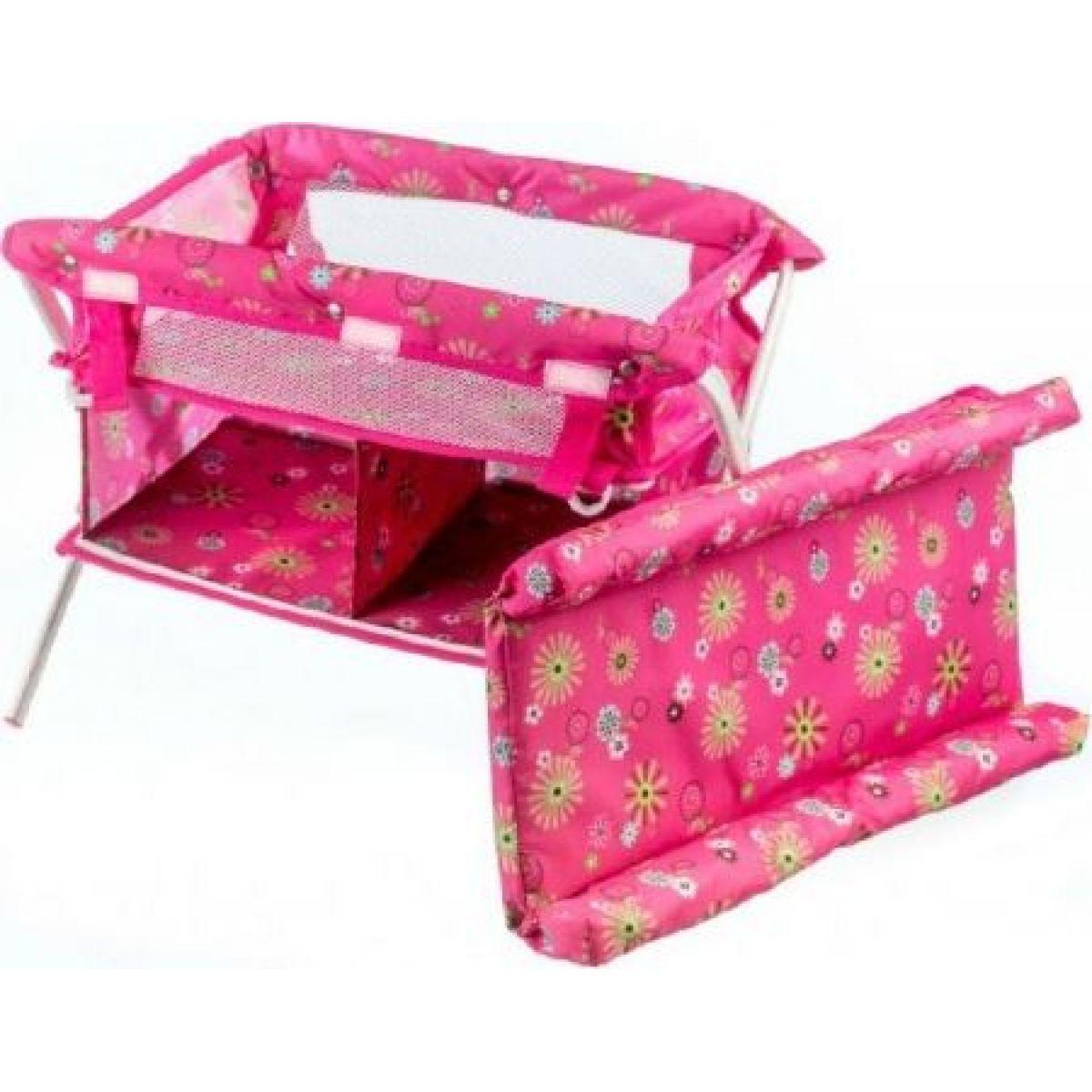 Prebaľovací pult pre bábiky