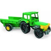 Traktor s vlečkou 38 cm