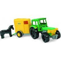 Traktor s vlečkou 38 cm 3