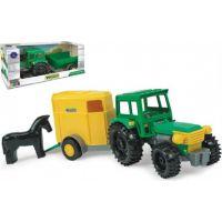 Traktor s vlečkou 38 cm 4