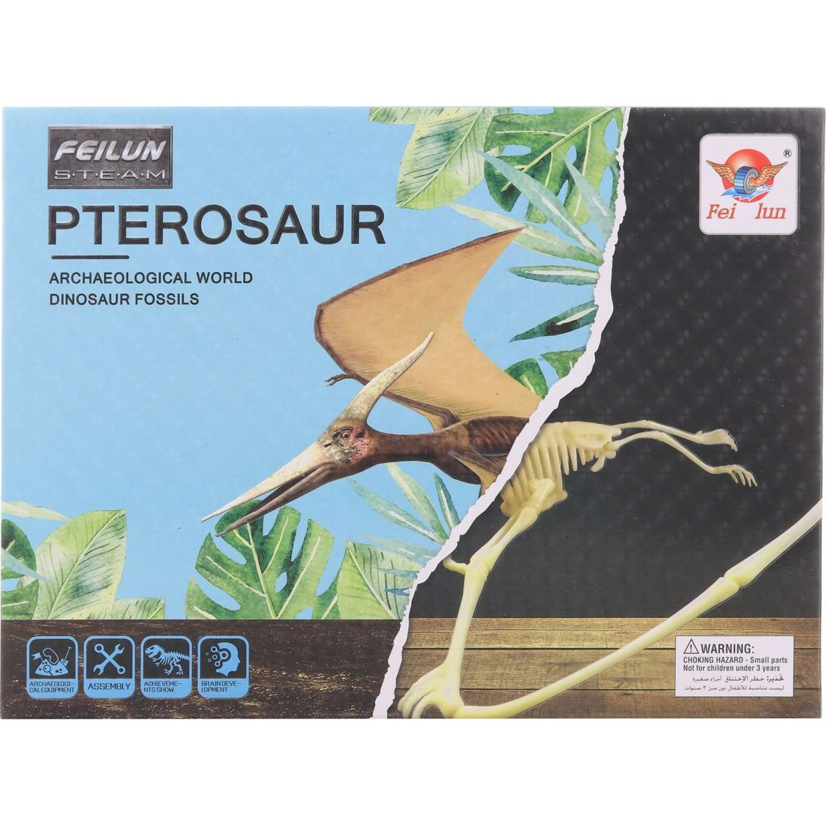 Tesanie Pterosaurov