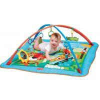 Tiny Love Hrací deka s hrazdou Kick And Play City Safari 2