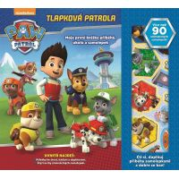 Tlapková patrola Moje první knížka příběhů, úkolů a samolepek
