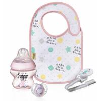 Dárková kojenecká sada pro holčičky Tommee Tippee